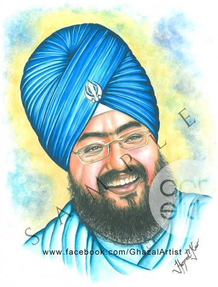 Harpreet Kaur Ghazal Artist