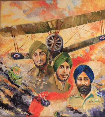 Art of Sarabjit Singh